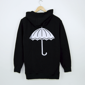 Helas - Umbroilla Pullover Hooded Sweatshirt - Black