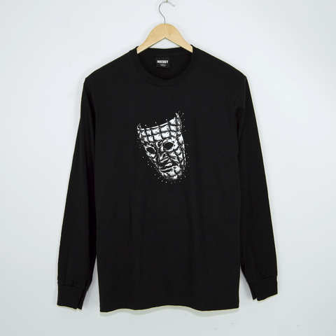 Hockey Skateboards - Illusions Longsleeve T-Shirt - Black