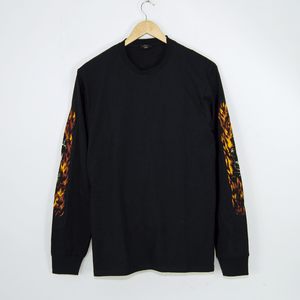 Hockey Skateboards - Joan Of Arc Longsleeve T-Shirt - Black