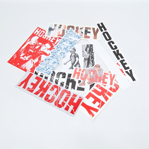 Hockey Skateboards - Sticker Pack
