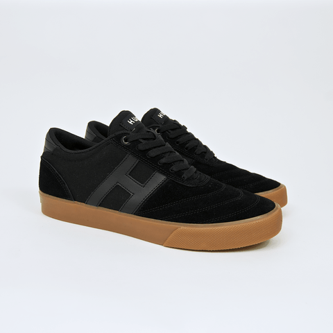 Huf - Galaxy Shoes - Black / Gum