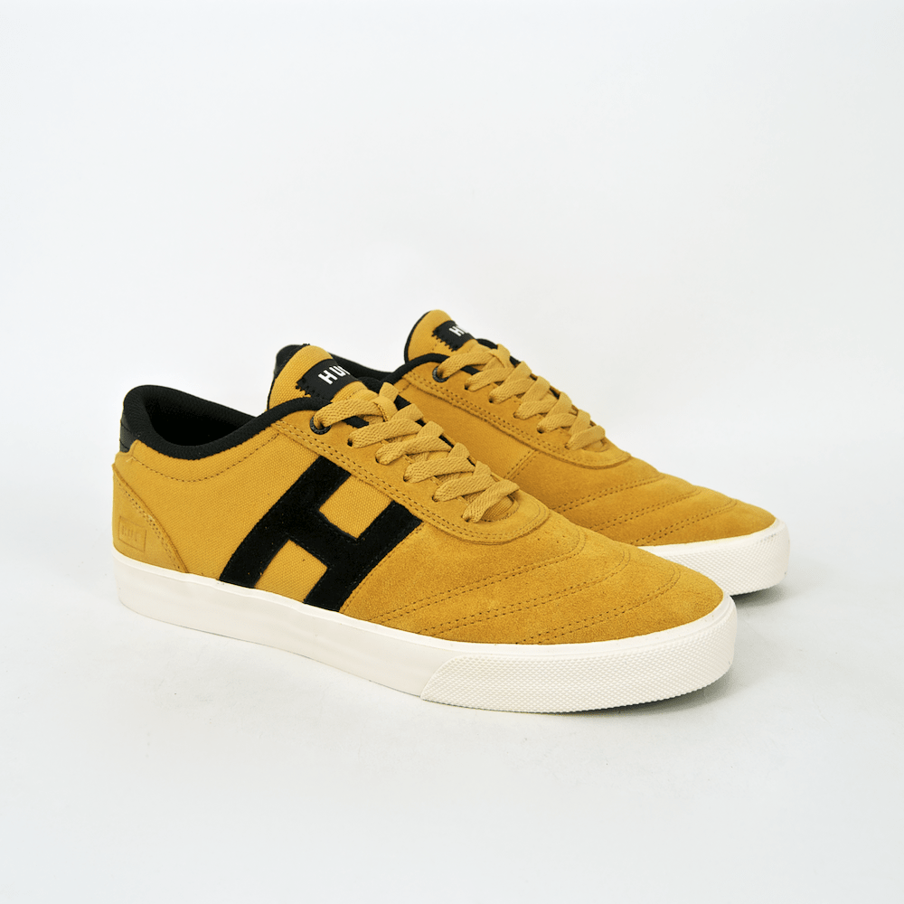 1b8c4b8b35 ... Huf - Galaxy Shoes - Mustard ...