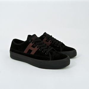 Huf - Hupper 2 Lo (Matt Gottwig) Shoes - Black / Black