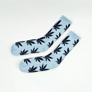 Huf - Plantlife Socks - Forever Blue