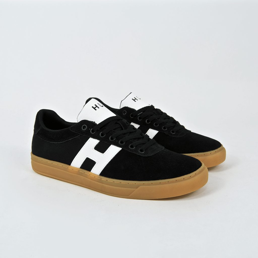 80ee230347 ... Huf - Soto Shoes - Black   Black ...