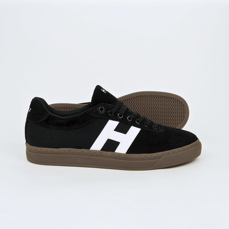 Huf - Soto Shoes - Black / Gum