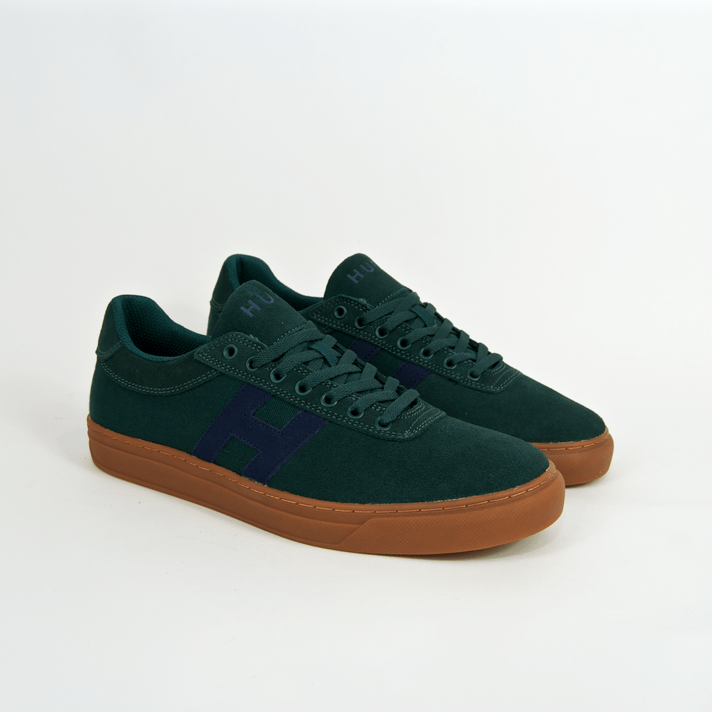 1bd52beeb2 ... Huf - Soto Shoes - Pine   Navy   Gum ...