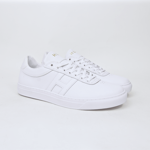 Huf - Soto Shoes - White Leather