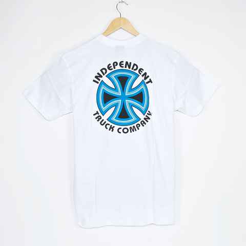 Independent - Bauhaus Cross T-Shirt - White