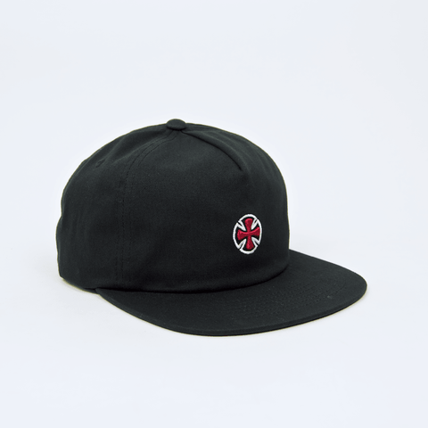 Independent - Fort Cap - Black