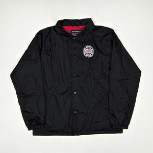 Independent - Truck Co. Coach Jacket - Black