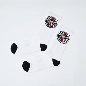Independent - Truck Co. Socks - White