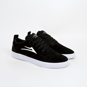 Lakai - Bristol Shoes - Black / White