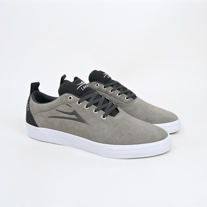 Lakai - Bristol Shoes - Light Grey / Charcoal