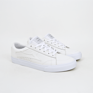 Lakai - Ellis Shoes - White Leather
