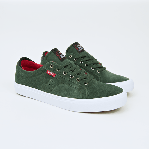 Lakai - Flaco Shoes - Forest Green