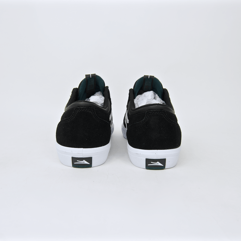 Lakai - Griffin Shoes - Black / White