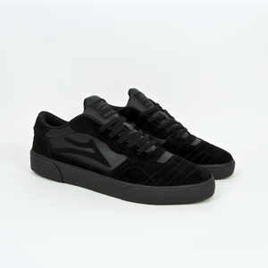Lakai - Jovantae Turner Cambridge Shoes - Black / Black