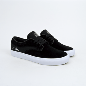 Lakai - Riley Hawk Hard Luck Shoes - Black / White