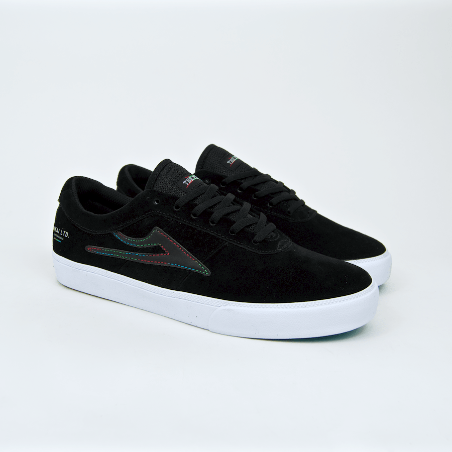 Lakai - 'The Flare' Sheffield Shoes - Black