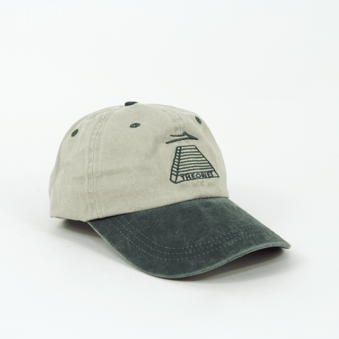 Lakai - Theories Of Atlantis Pyramid Dad Cap - Beige / Olive