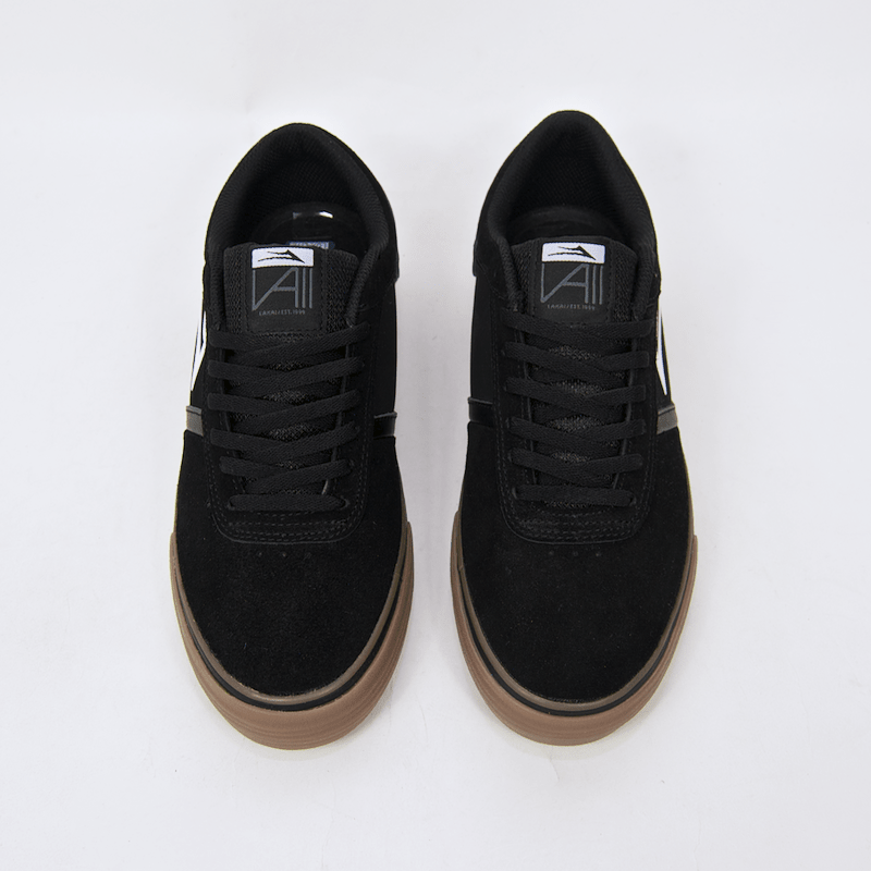 Lakai - Vincent Shoes - Black / Gum