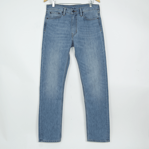 Levi's Skateboarding Collection - 513 Slim Straight Jean - Waller Blue