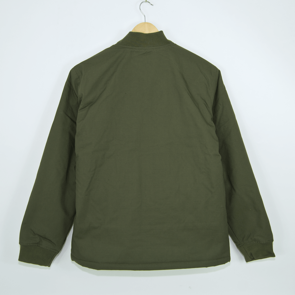 Levi's Skateboarding Collection - Pile Jacket - Olive Night