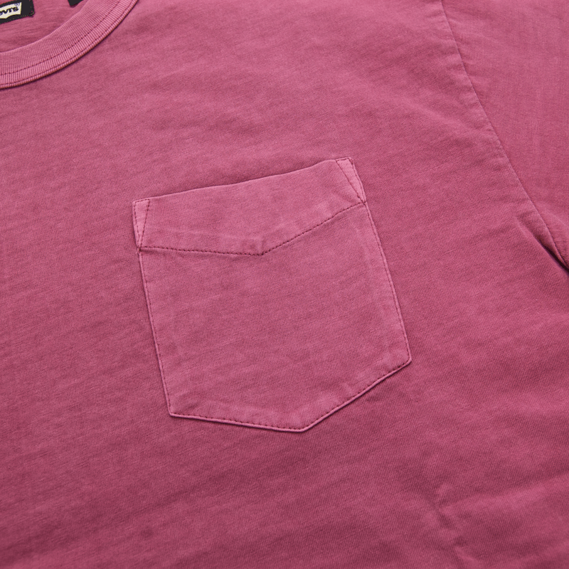 Levi's Skateboarding Collection - Pocket T-Shirt - Rose Wine