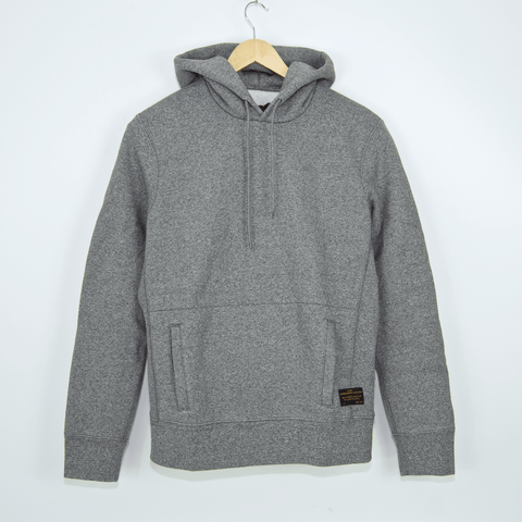 Levi's Skateboarding Collection - Pullover Hooded Sweatshirt - Heather Grey