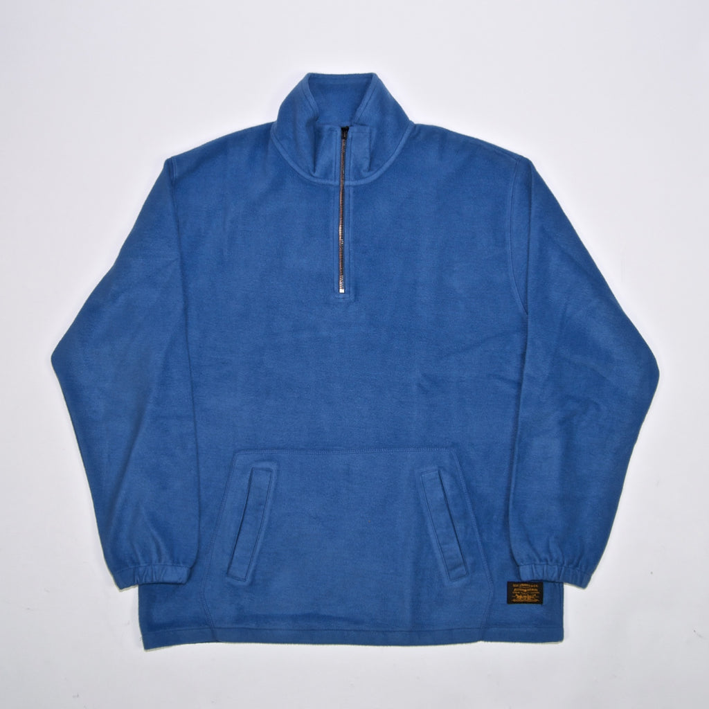 Levi's Skateboarding Collection - Quarter Zip Sweatshirt - Riverside