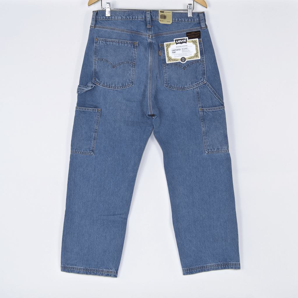 Levi's Skateboarding Collection Skate Carpenter Pant - Iris