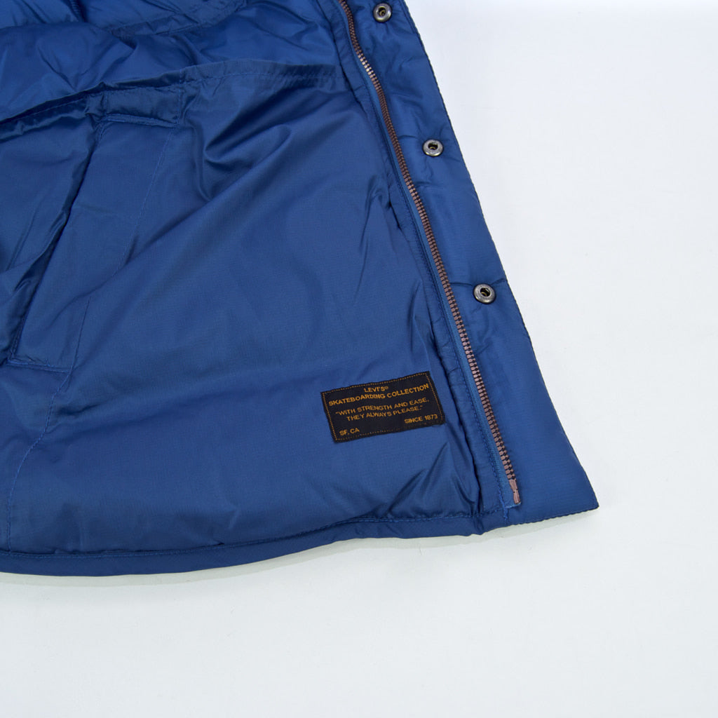 Levi's Skateboarding Collection - Skate Down Mason Jacket - Dutch Blue