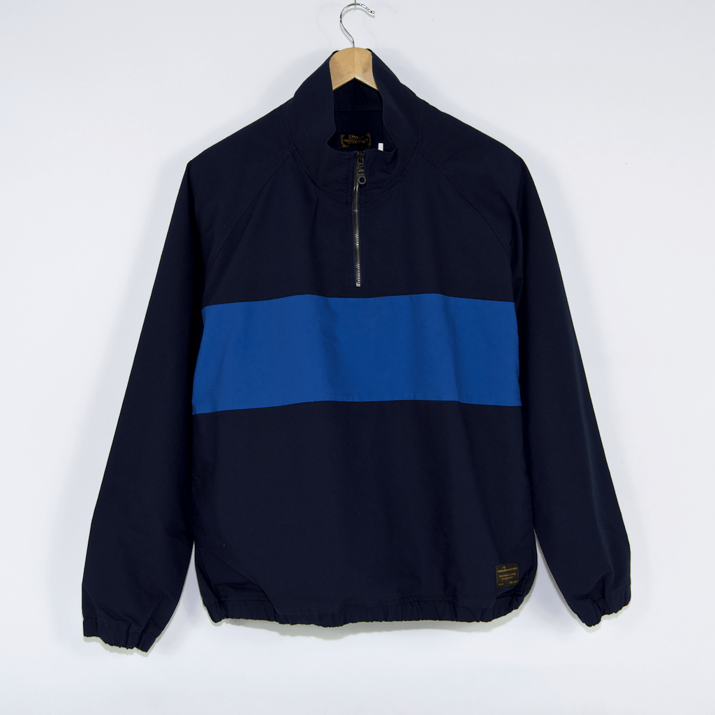 Levi's Skateboarding Collection - Skate Quarter Zip Jacket - Navy Blazer