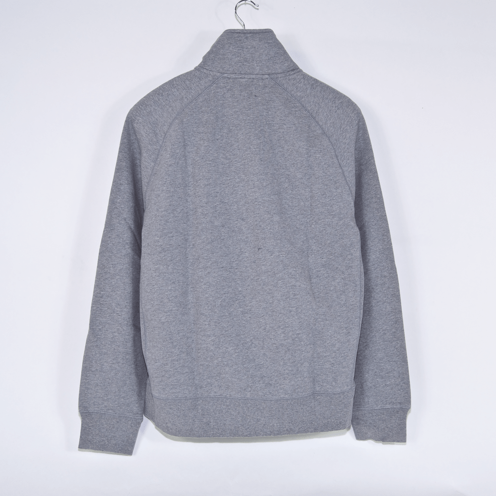 Levi's Skateboarding Collection - Skate Quarter Zip - Rollerskate Grey Heather