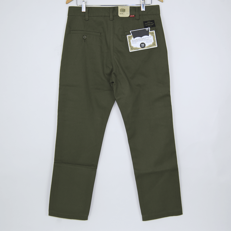 Levi's Skateboarding Collection - Workpant - Ivy Green