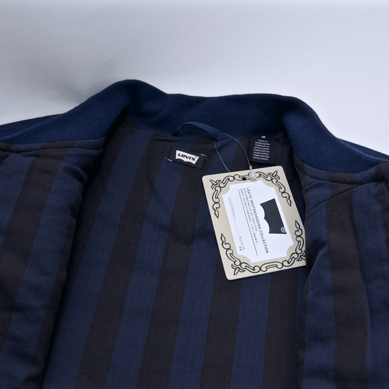 Levi's Skateboarding Collection - Skate Vest II - Dress Blues