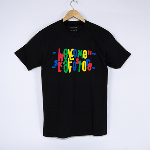Welcome Skate Store - Love 2.0 T-Shirt - Black