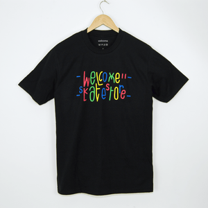 Welcome Skate Store - Love T-Shirt - Black