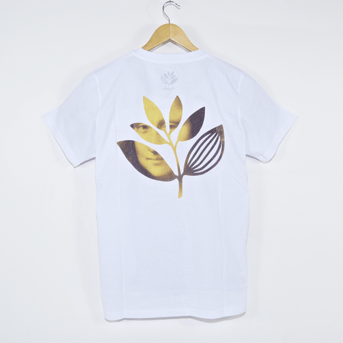Magenta Skateboards - Da Vinci T-Shirt - White