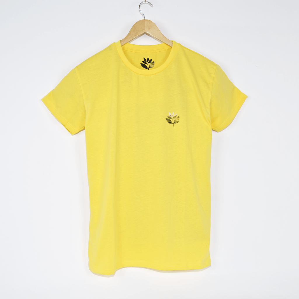 Magenta Skateboards - Jungle 2 T-Shirt - Yellow