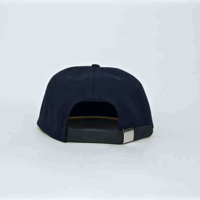 Magenta Skateboards - M Six Panel Cap - Navy / White