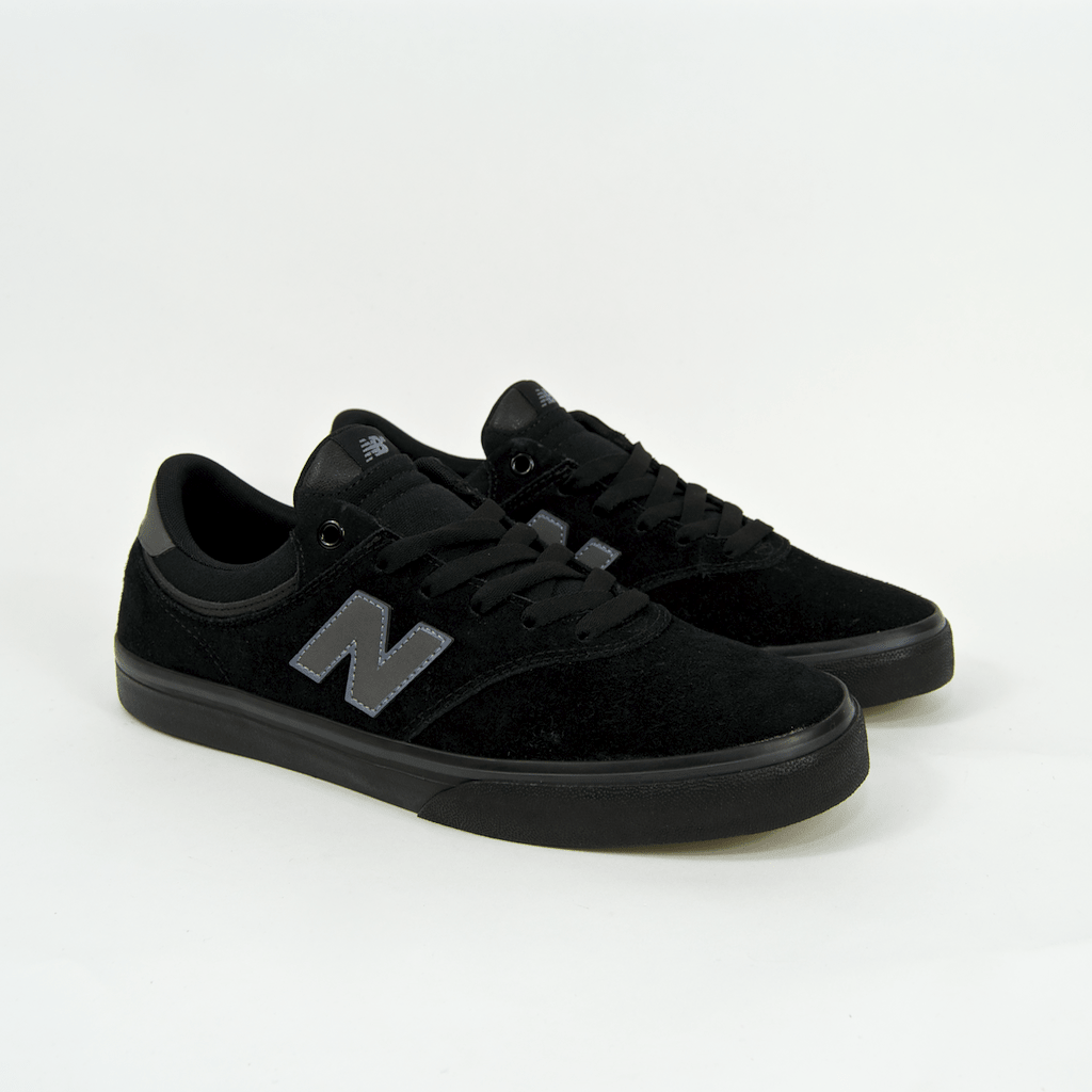 New Balance Numeric - 255 Shoes - Black / Black