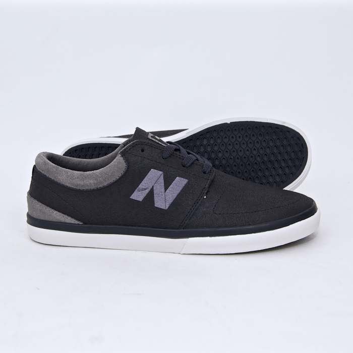 New Balance Numeric - Brighton 344 Shoes - Black / Grey
