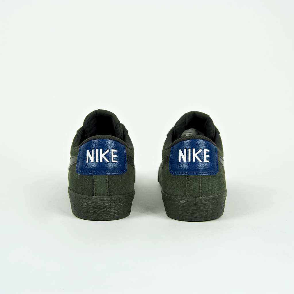 Nike SB - Blazer Low Shoes - Sequoia / Blue Force