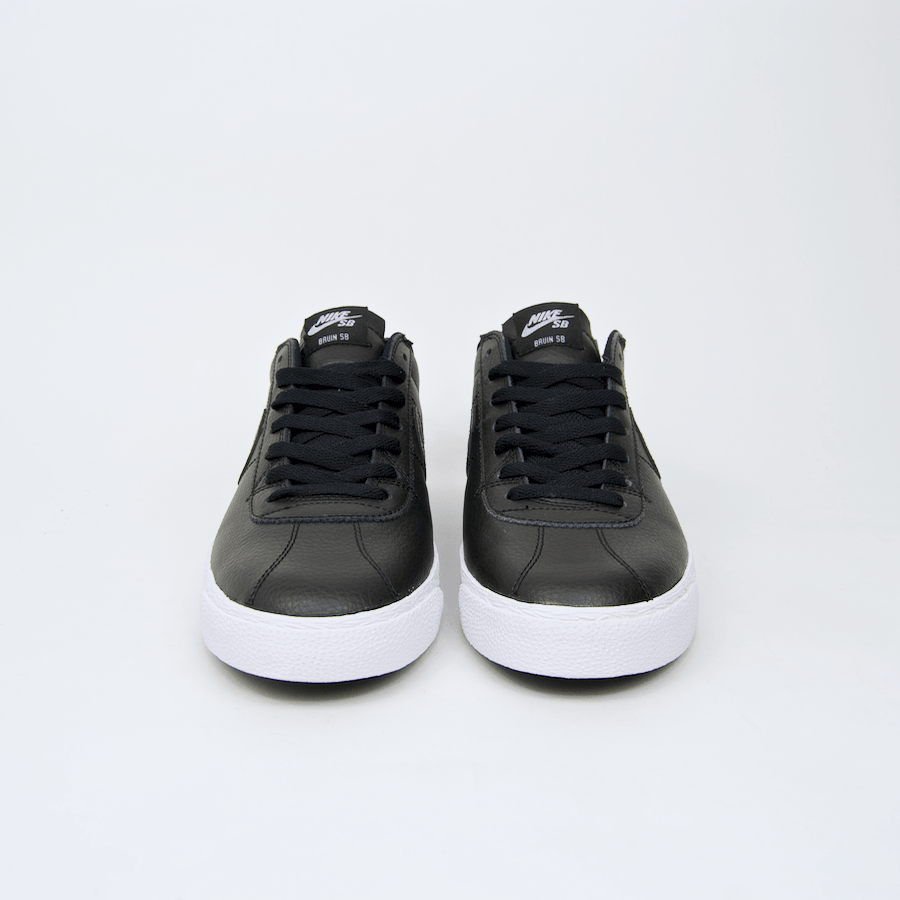 Nike SB - Bruin Premium SE Shoes - Black / Black / Metallic Pewter