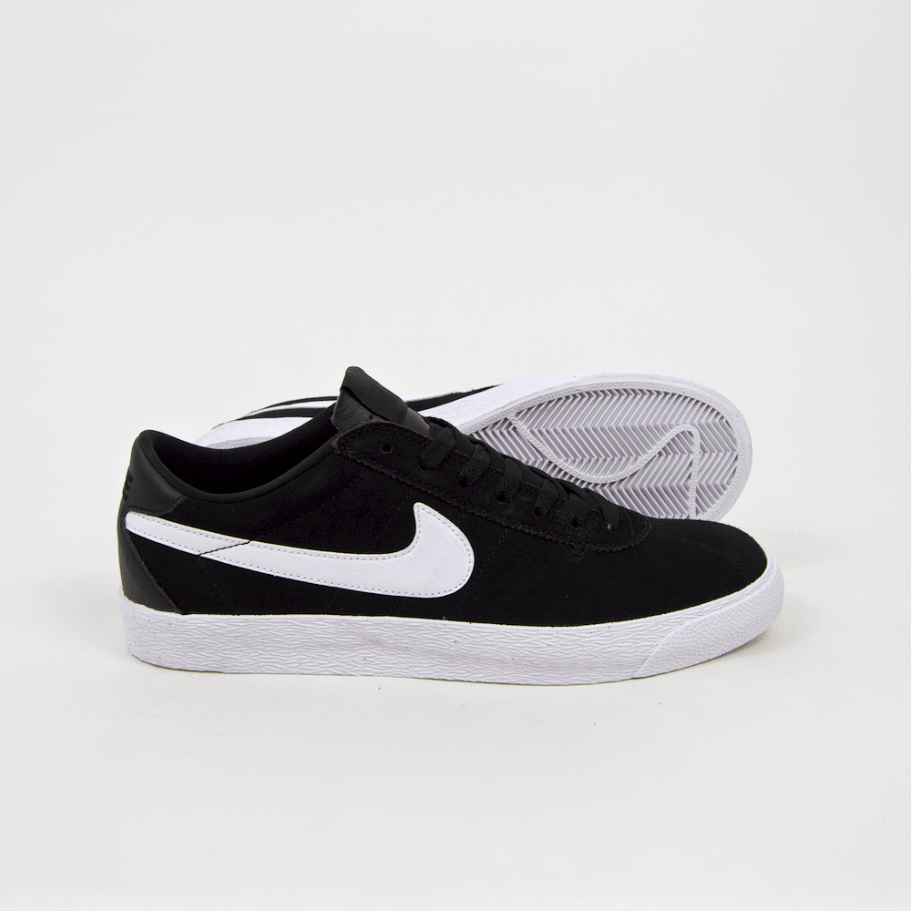Nike SB - Bruin Premium SE Shoes - Black / White