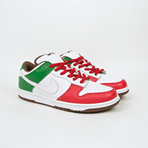 online store 561e3 f69ae Nike SB - Cinco De Mayo Dunk Low Pro SB Shoes - White