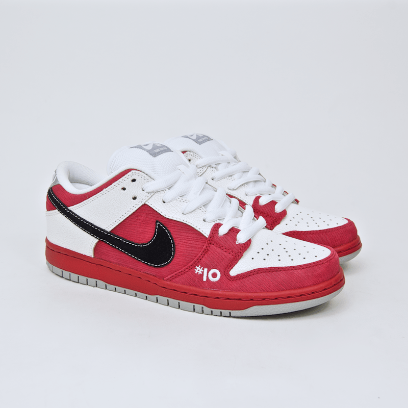 free shipping 5024c 687bc Nike SB - Dunk Low Premium SB Roller Derby Shoes - Varsity Red Nike SB -  Blazer ...