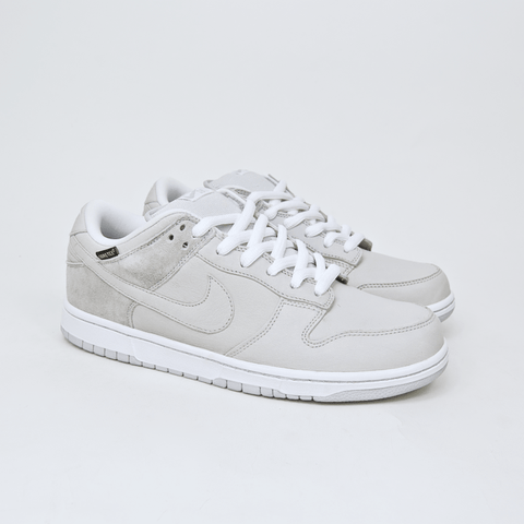 Nike SB - Dunk Low Premium WP 'Medicom' Shoes - Neutral Grey / Neutral Grey